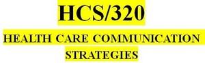 HCS 320 Entire Course