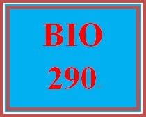 BIO 290 Week 7 WileyPLUS Worksheet