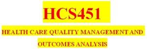 HCS451 All Weeks DQs
