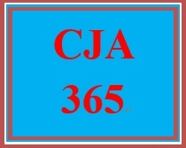 CJA 365 Week 4 Debate: Police and Civilian Budget Preparation