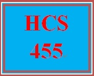 HCS 455 Week 1 Key Components of the Patient Protection and Affordable Care Act