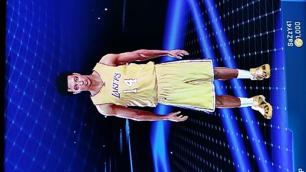 NBA 2K16 2016-17 Season Roster Update (XBOX 360)