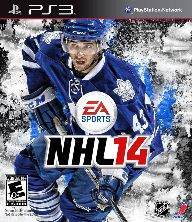 NHL 14 2014-15 Season Roster Update (PS3)