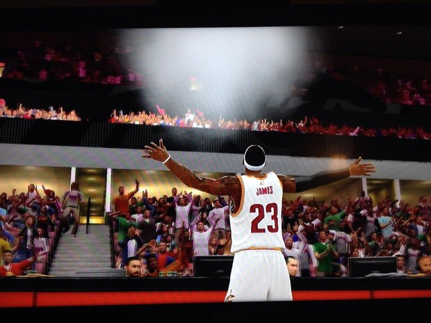 NBA 2K11 2014-15 Roster Update (Xbox 360)