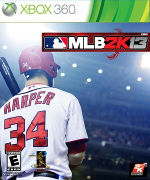 MLB 2K13 2018 Opening Day Roster Update (Xbox 360)