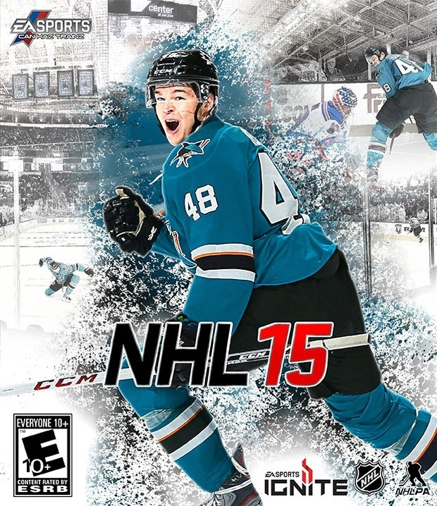 NHL 15 2016-17 Off-season Roster Update (XBOX 360)