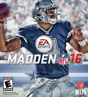 Madden 16 2018 Season/ NFL Draft/ Offseason Roster Update (XBOX 360)