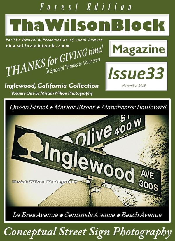 ThaWilsonBlock Magazine Issue33 Forest Edition