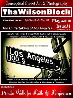 ThaWilsonBlock Magazine Issue31 (Red)