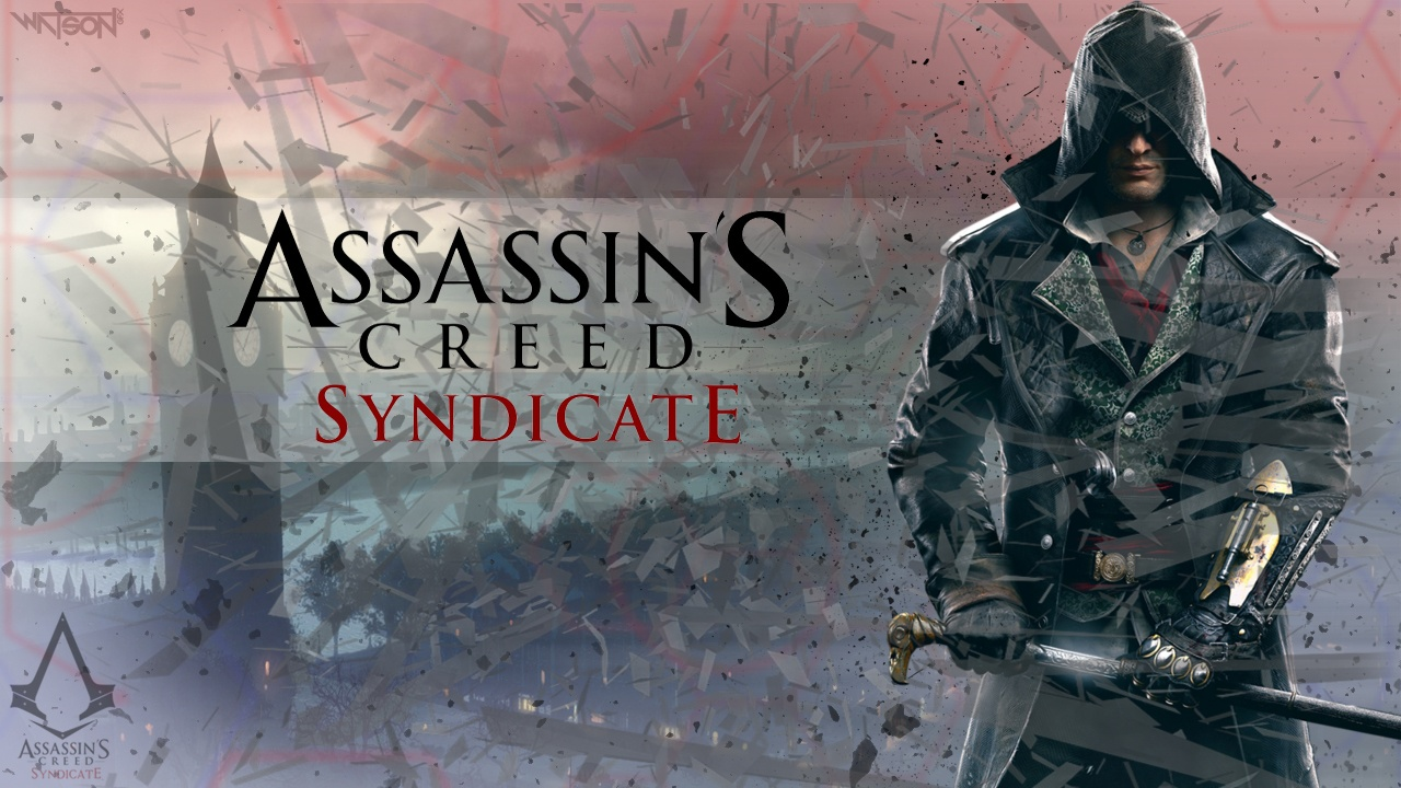 Wallpaper Assassin Creed Syndicate
