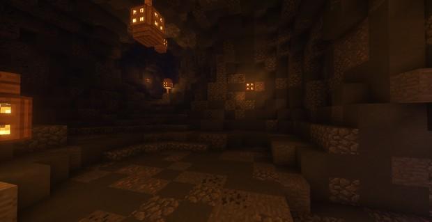 ❅ Bunkers - Nordic Theme ❅