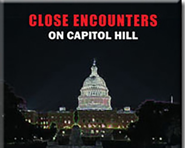Close Encounters On Capitol Hill