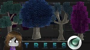 Minecraft tree's pack  - pau4312