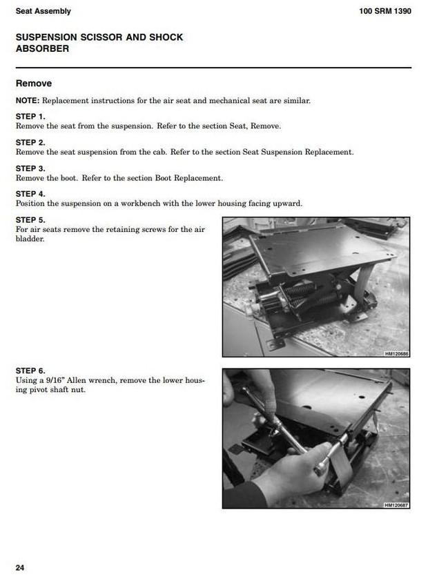 Hyster RS45-27, RS45-31, RS46-36, RS46-41L, RS46-41S, RS46-41LS Truck C222  Ser  Service Manual (USA)