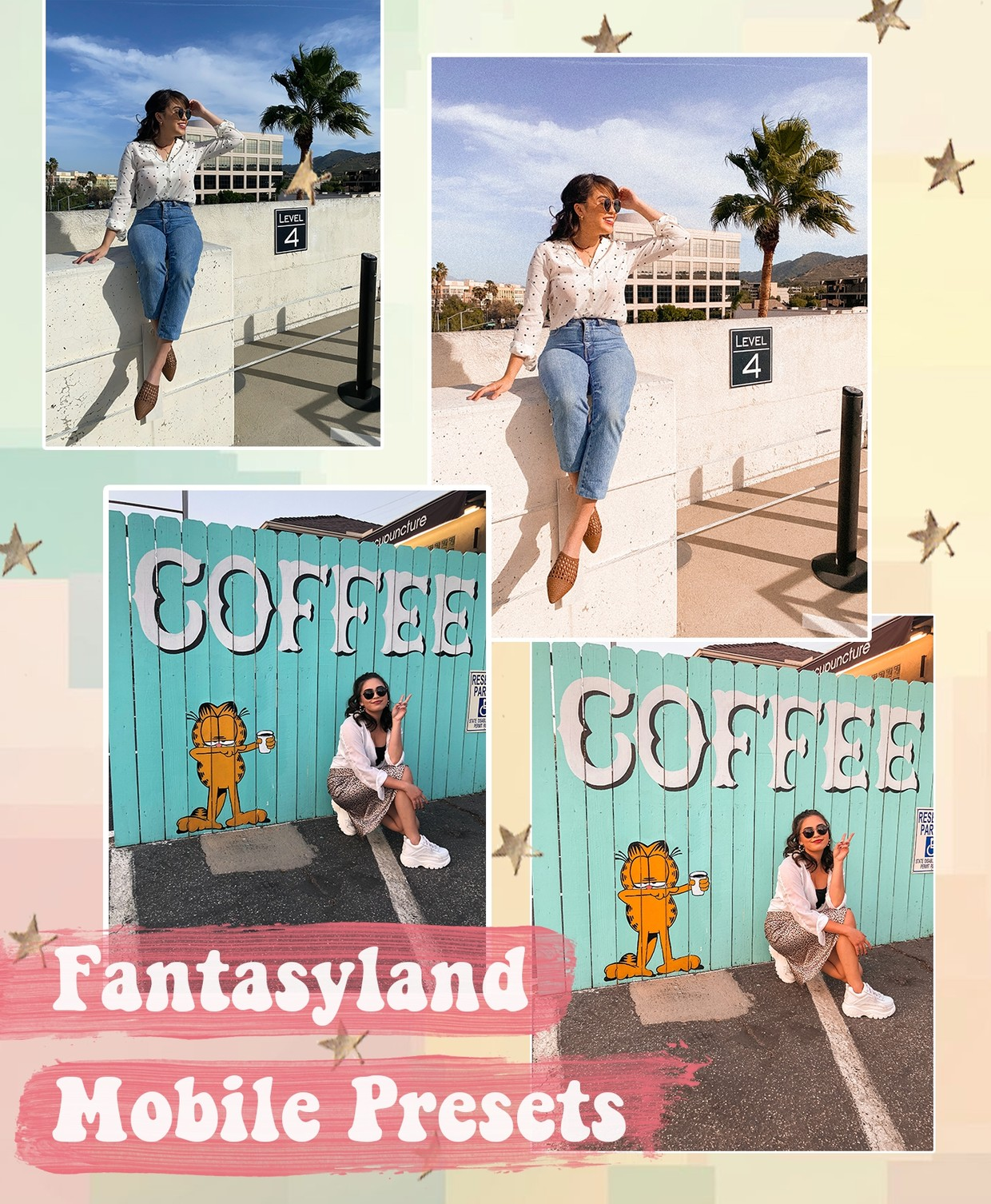 Fantasyland Preset Pack - MOBILE #JessPresets