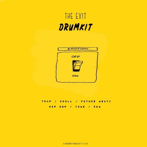 THE EXIT DRUMKIT