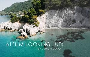 61 Film looking LUTs