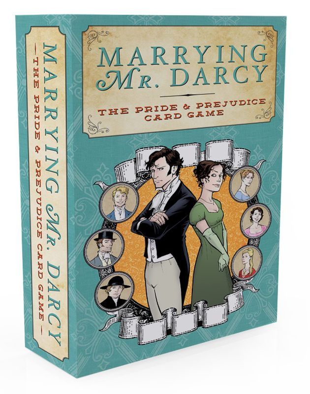 Marrying Mr Darcy Card Game Undead Expansion