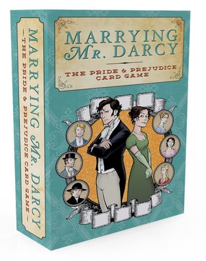 Marrying Mr. Darcy: the Pride and Prejudice Card Game PDF
