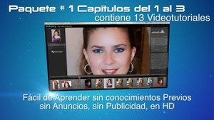 Tutoriales Lightroom 3.5 (1) Capítulos 1 al 3