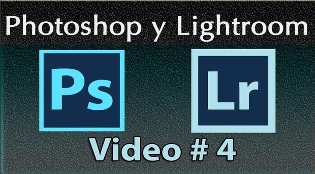 Photoshop y Lightroom Trabajando Juntos. No. 4