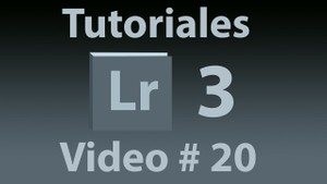 Tutorial Lightroom 3.5 (Español) No. 20