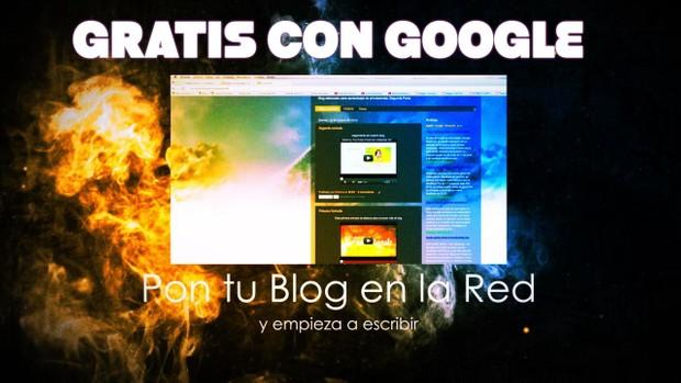 Cómo crear un Blog Gratis con Google. Completo