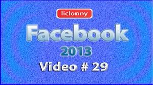 Tutorial Facebook 2013 (Español) No. 26