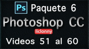 Photoshop CC. Capítulo 13 Paquete 6