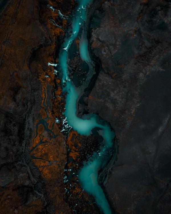Sigöldugljúfur canyon