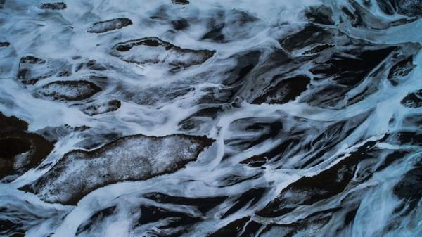 Frozen river part 1