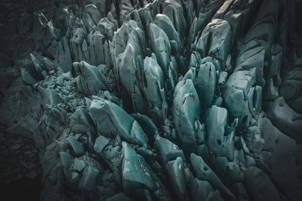 Glacier in Iceland!