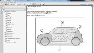 MINI COOPER R56 2011 en adelante - Manual de Taller - Workshop Manual