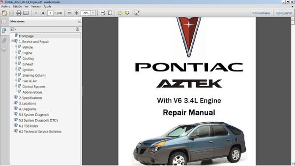 Page 2 Car Repair Manuals