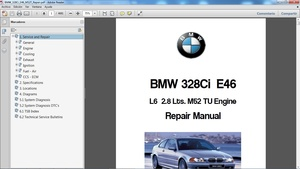 BMW 328Ci E46 Workshop Repair Manual - Manual de Taller