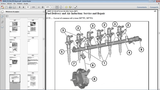 bmw x5 35d service manual