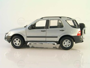 MERCEDES BENZ ML320 W163 Manual de Taller - Workshop Repair