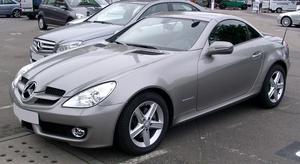 MERCEDES BENZ SLK350 R171 Manual de Taller - Workshop Repair