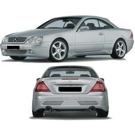 MERCEDES BENZ CL600 W215 V12 5.8 Manual de Taller - Workshop Repair
