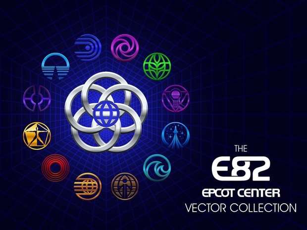 EPCOT Center Logos