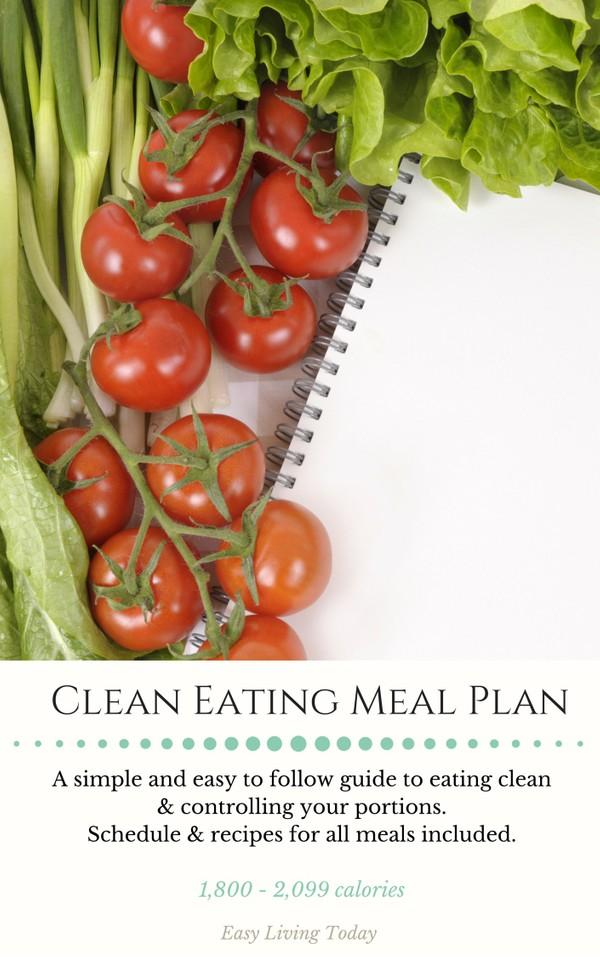 21 Day Meal Plan (1,800-2,099 Calories)