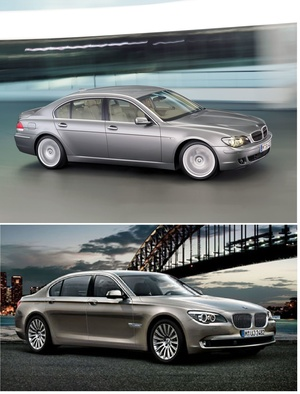 BMW 7 Series WIS (2006-2011)