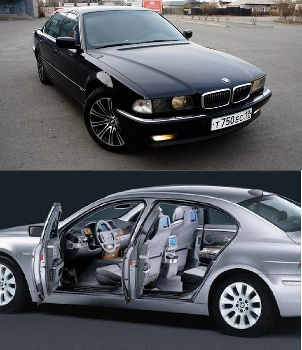 BMW 7 Series WIS (2001-2005)