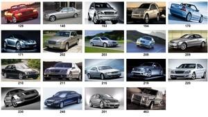 Mercedes Starfinder (2008) WIS Workshop Manual