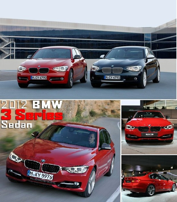 BMW 1, 3, 5, 6, 7, & Alpina B7 WIS (2012) Part 1