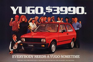 Yugo WIS (1986-1992) Part 1