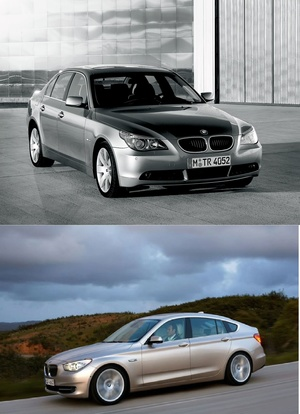 BMW 5 Series (WIS) (2010-2011)