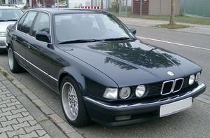 BMW 7 Series (E32) (1988-94) Workshop Manual