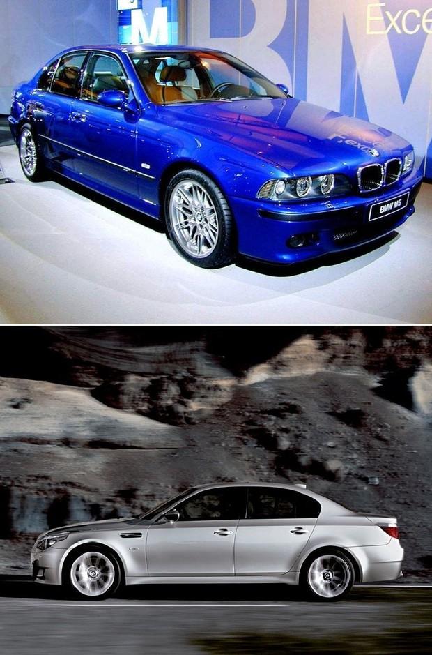 BMW 5 Series WIS (2001-2009)