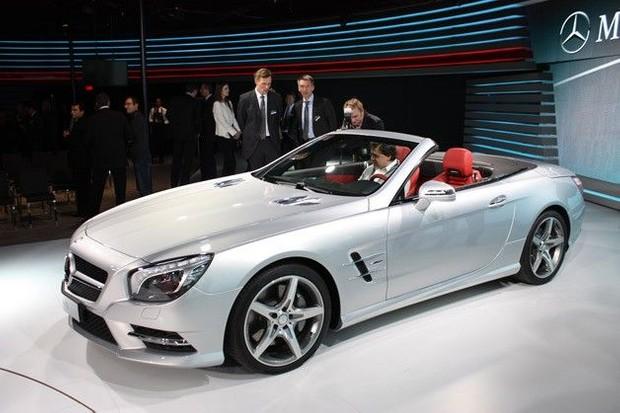 Mercedes Benz WIS (2010-2013) Part 3